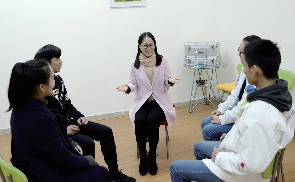 惠州青少年个人成长心理教育服务