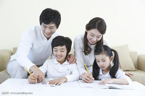 儿童心理教育家庭讲座