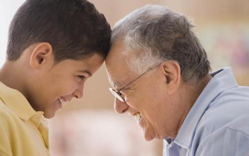 摸孩子哪些部位能化解情绪