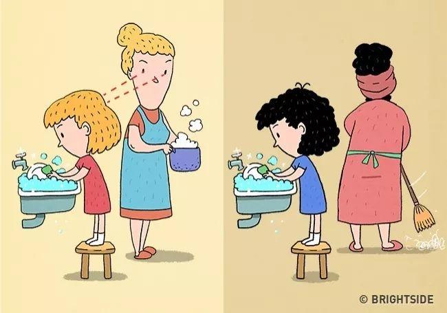 漫画:优秀父母的十个特质,你具备几个?